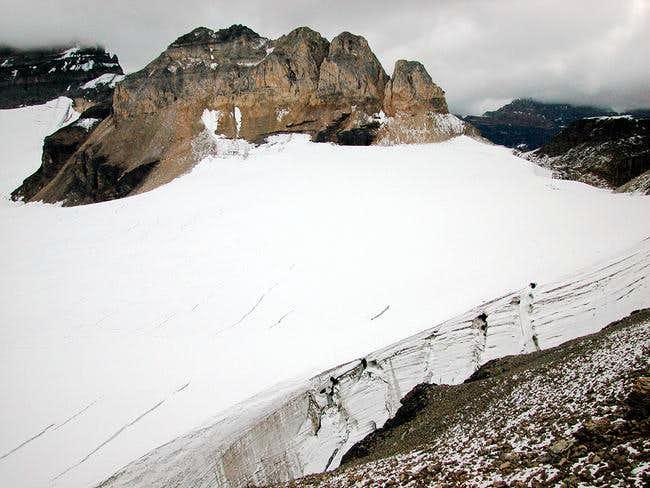 Peak 4, 3,054 metres, as...