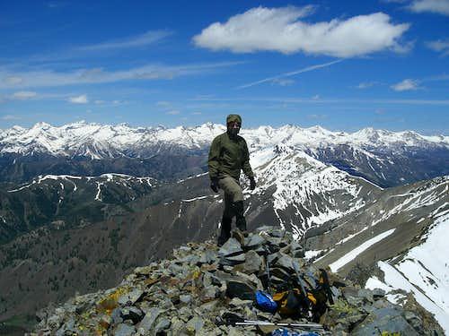 Antares Peak: Defeat, Retreat, Repeat