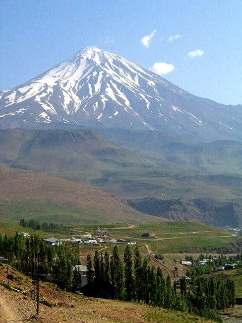 June 19, 2004, Damavand...