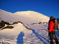 Elbrus dawn