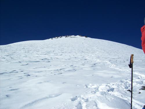 Elbrus East Summit
