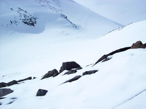 Elbrus Saddle