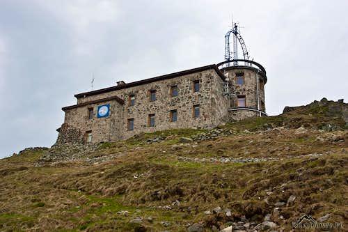 Kasprowy summit station