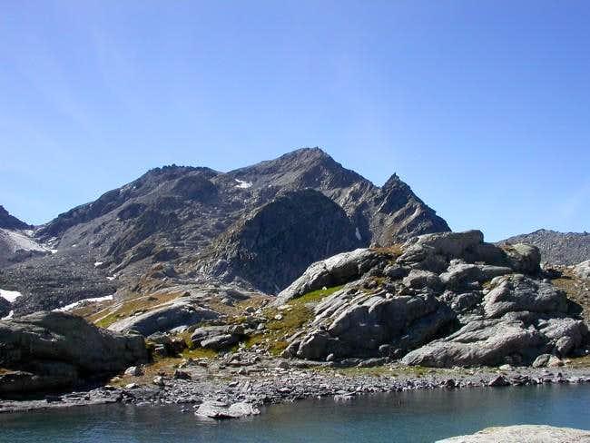 Il Mont Colmet (3024 m.)