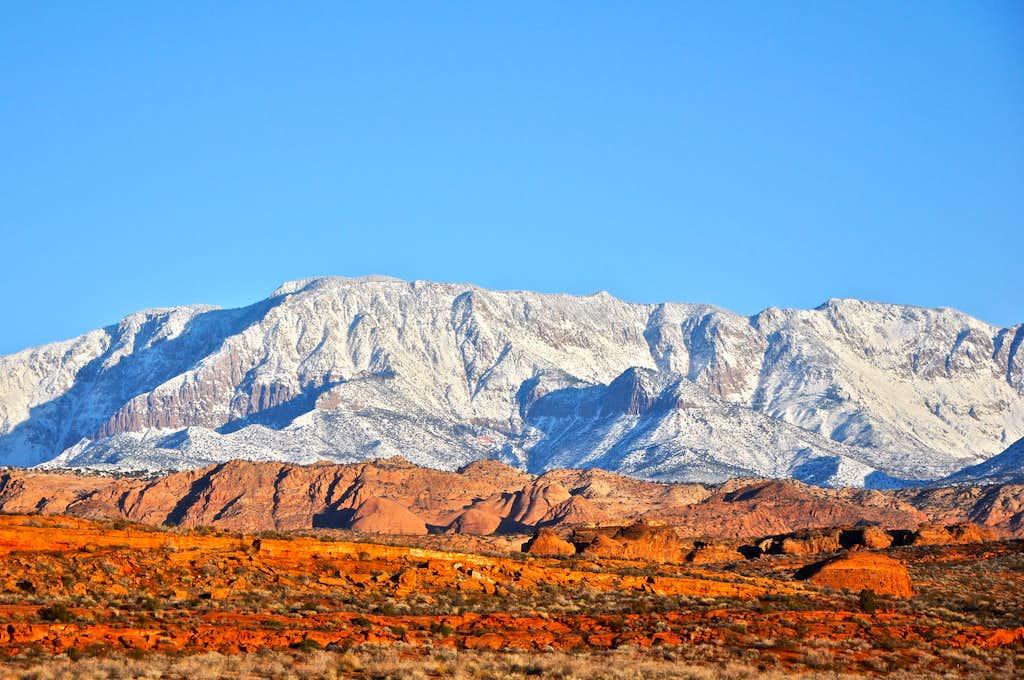 Pine Valley mountains : Photos, Diagrams & Topos : SummitPost