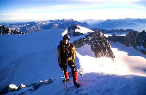 Alasdair on the Summit of...