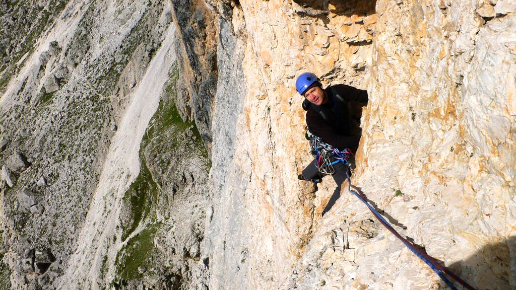End of pitch 6