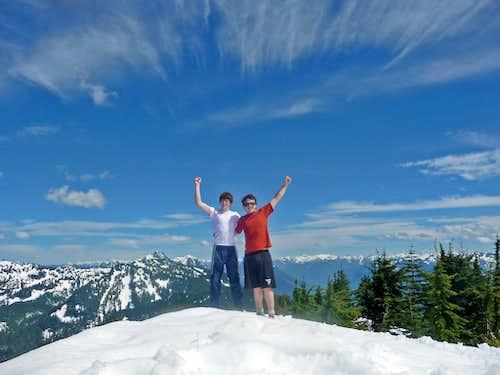 A Celebration on the Summit of Mount Zekes
