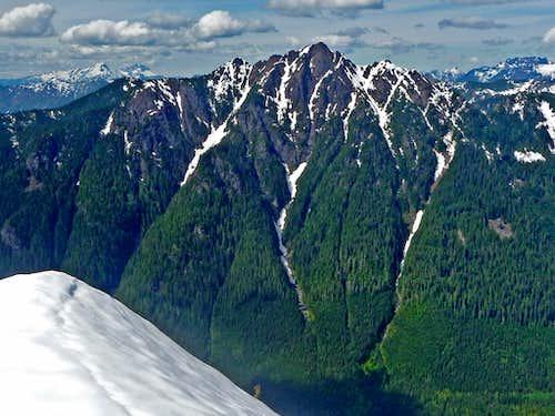 Mount Stickney s South Face