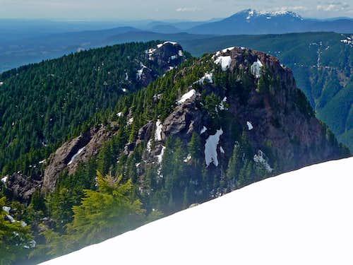 Mount Zekes other Summits