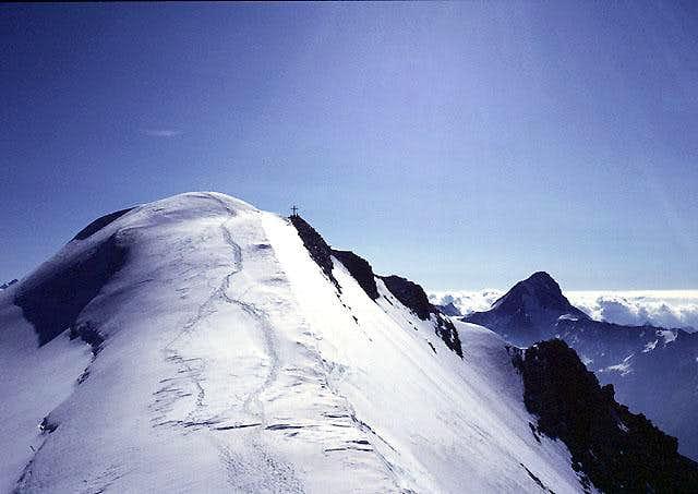 Balmhorn Summit