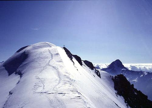 Balmhorn Summit