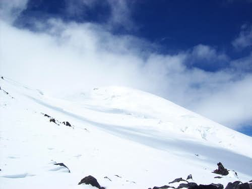 Elbrus Ice Fall