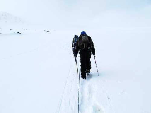 Elbrus Acclimation Hike