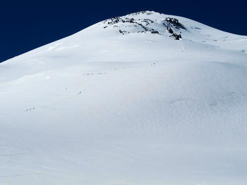 Elbrus North Acclimation Hike