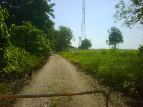 Bald Hill SW0.5 - Cass County High Point