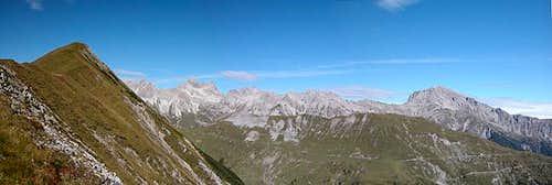 Lumkofel summit (2286m) seen...