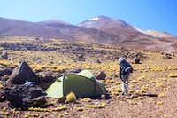 Queva Base Camp