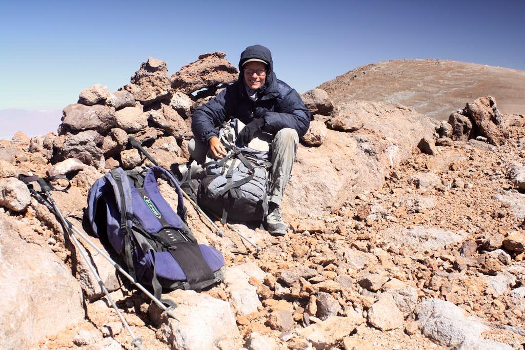 Queva Summit 6155m