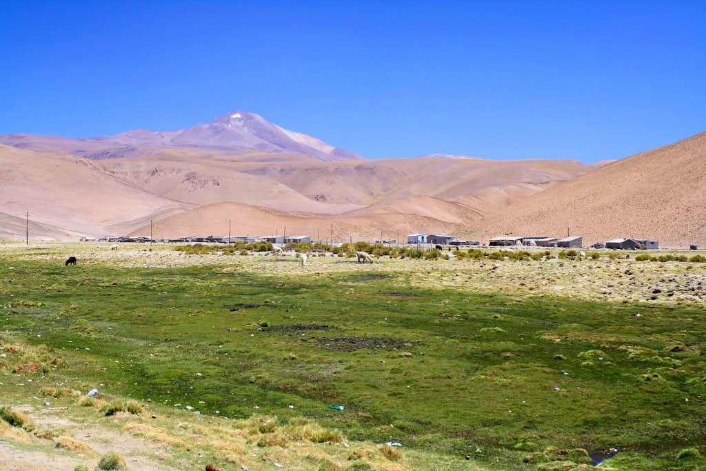 Queva from the village of Santa Rosa
