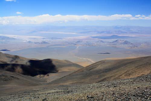 Near Laguna Blanca