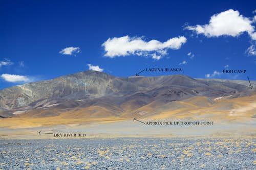 Cerro Laguna Blanca