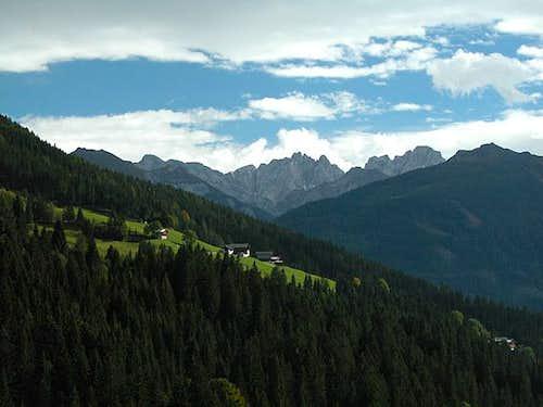 Kellerwand (2774m), Hohe...