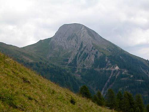 Lumkofel (2286m) seen from...