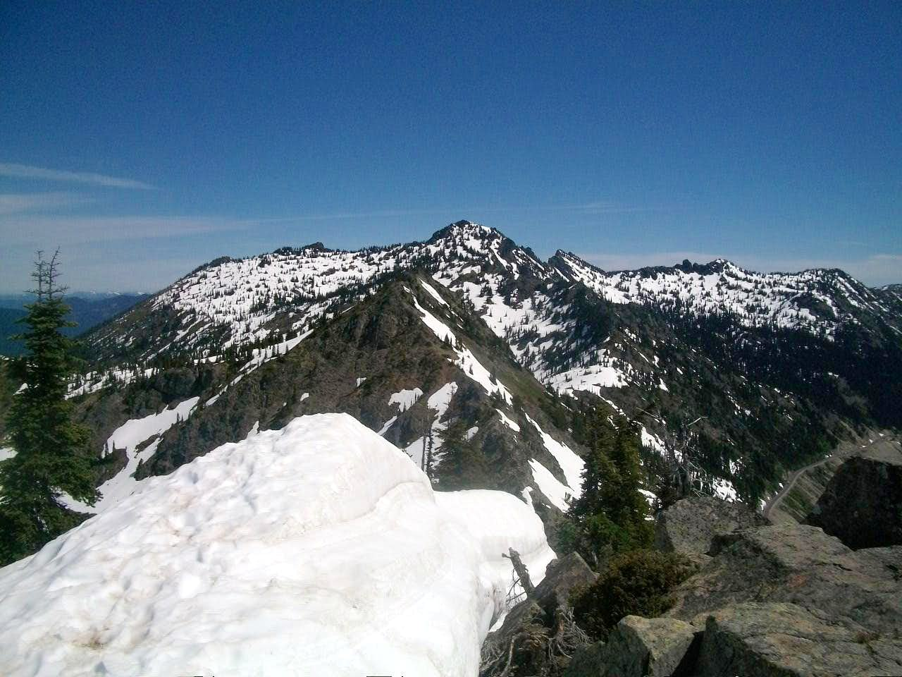 Deadwood Peak