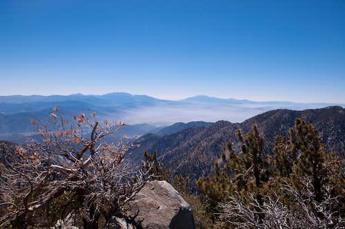 Lytle Creek Canyon