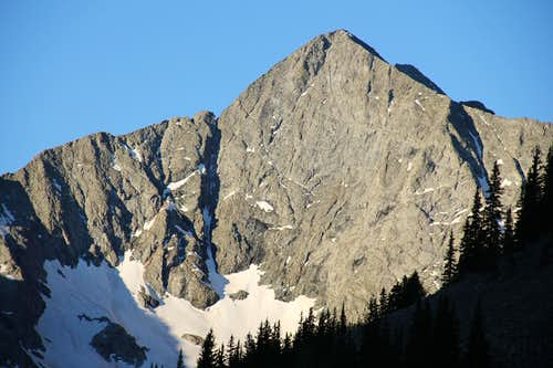 Blanca Peak\'s North Face