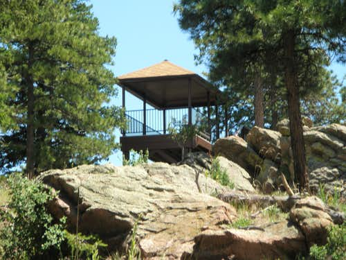 Mount Falcon Lookout Tower