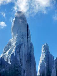 Cerro Torre Summit
