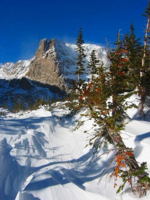 Notchtop Mountain as seen...