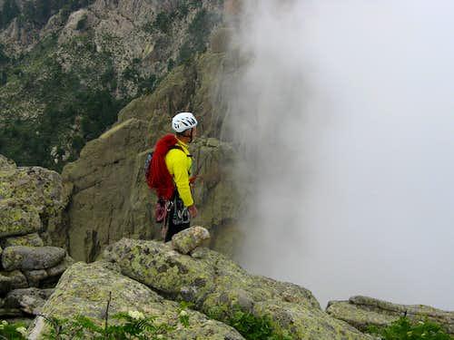 Punta di l'Acellu summit