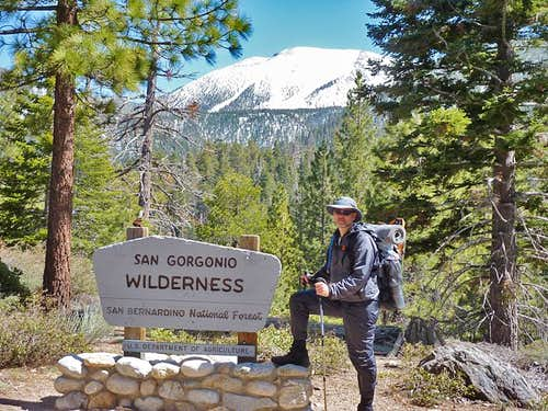San Gorgonio Wilderness