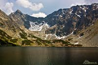 Nizne Temnosmrecinske lake - High Tatras