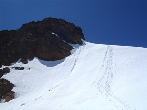 Mount Olympus - North Ridge