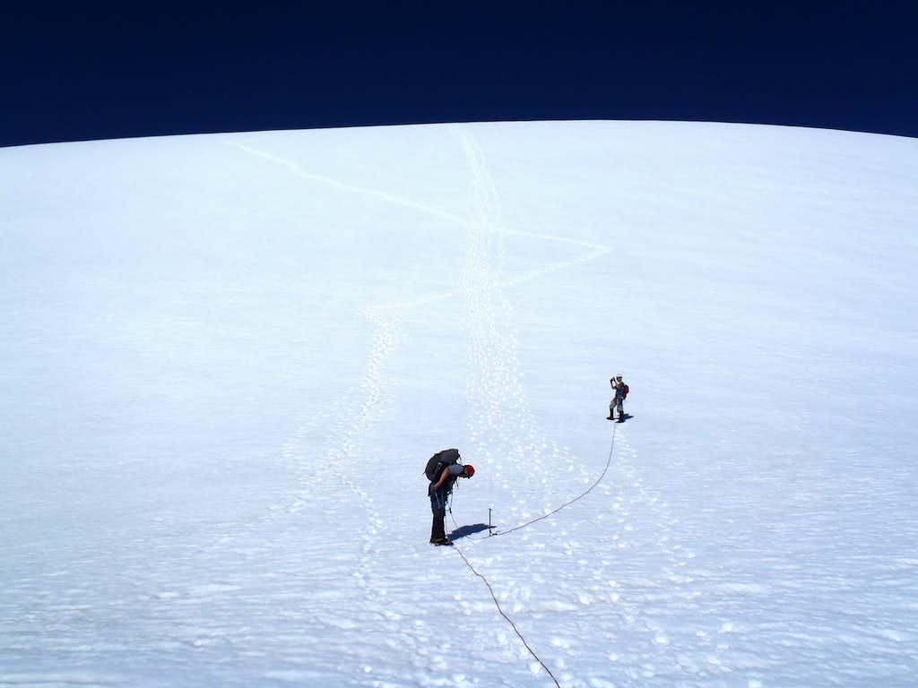 Mount Olympus - Snow Dome