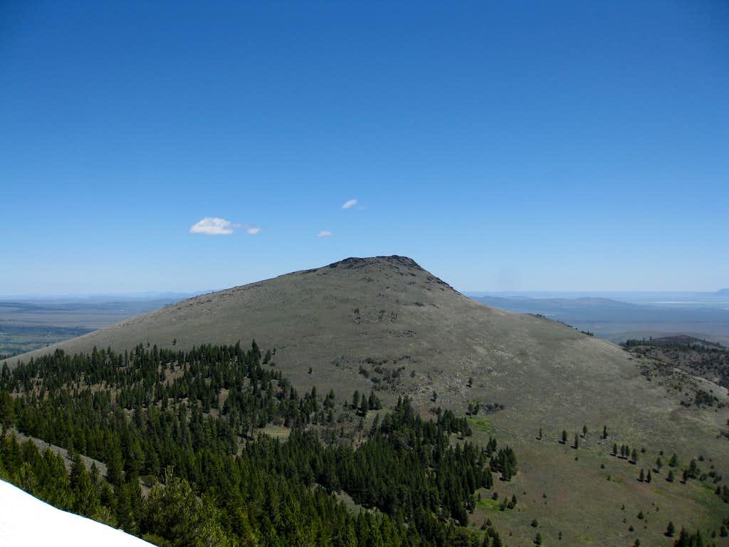 Crook Peak from McDowell Peak