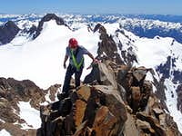 Mount Olympus Summit  July 2011
