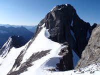 Notch on North Ridge of Mt. Maude
