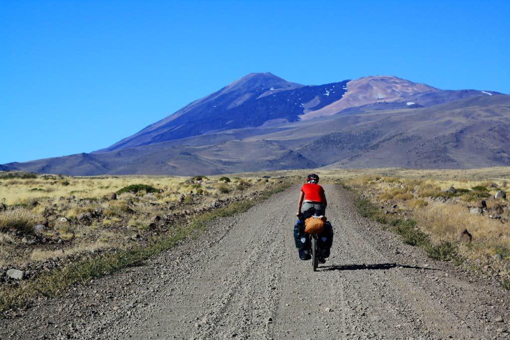 The Road to Volcan Tromen