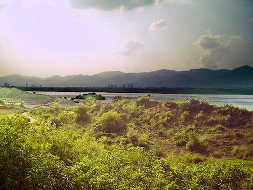 Rawal Lake Islamabad, Pakistan