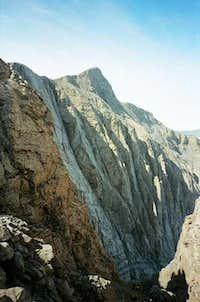 Peak Skolio 2911m, the second...