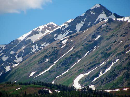 Nebo summits