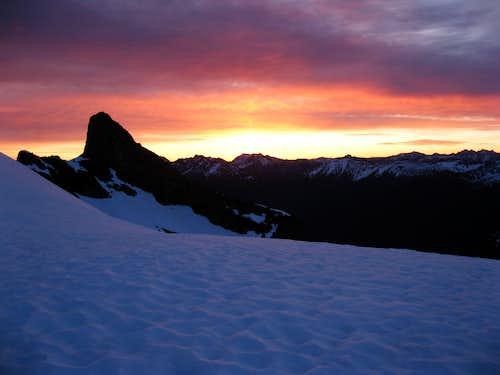 Sunrise from Jack Mt.