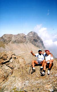 From Mount Iverta to Mount Avic