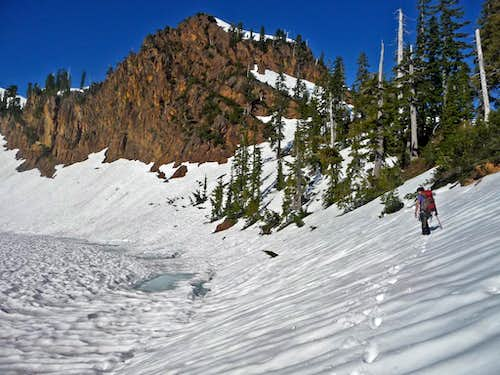 Heading out to South Twin