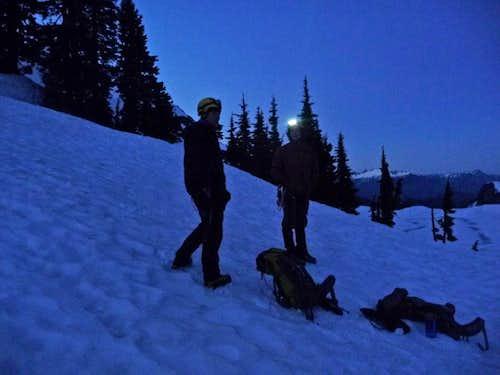 Ski and Sebas